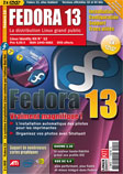 couverture linux identity spécial fedora 13